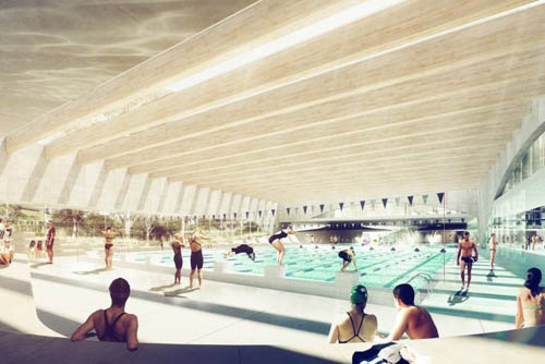 Sydney's costly affair with extravagant aquatic centres