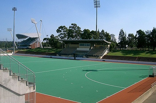 Work commences on pitch upgrade at Sydney Olympic Park Hockey Centre