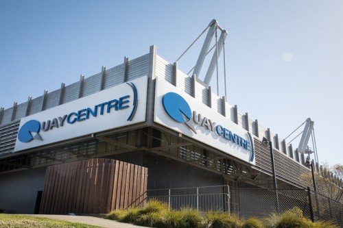 Quayclean secures naming rights for Sydney Olympic Park Sports Centre