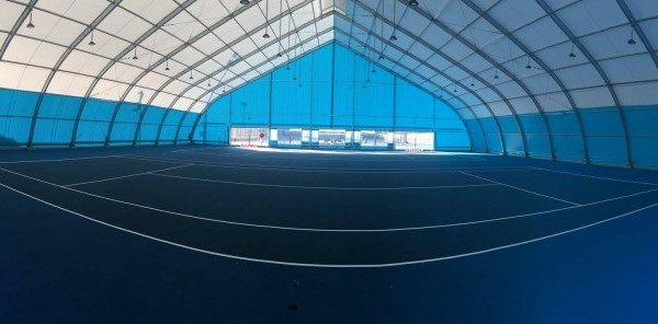 New all-weather tennis courts open at Sydney Olympic Park Tennis Centre