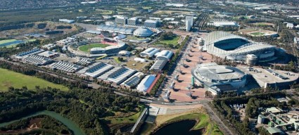 Sydney Olympic Park gears up for massive day of events