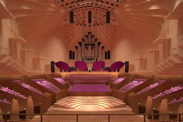 Sydney Opera House 2020 Concert Hall renewal 1 - 20+ Images Of Sydney Opera House Concert Hall  Pics