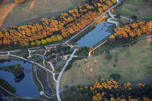 Sydney Park Water Re-Use Project wins prestigious 2016 MAAS Design Award