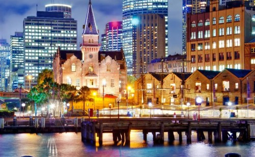 Business group reveals plan to develop Sydney's night-time economy