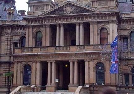 Sydney Town Hall aims to be model of energy efficiency