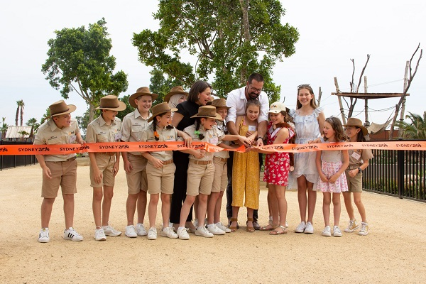 New Sydney Zoo opens with committment to support wildlife conservation and education