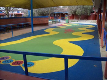 New Standard for Playground Surfacing