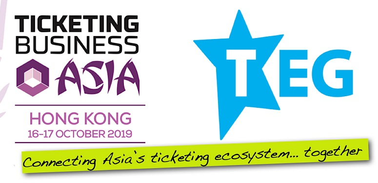 Inaugural TicketingBusiness Asia conference to be held in Hong Kong