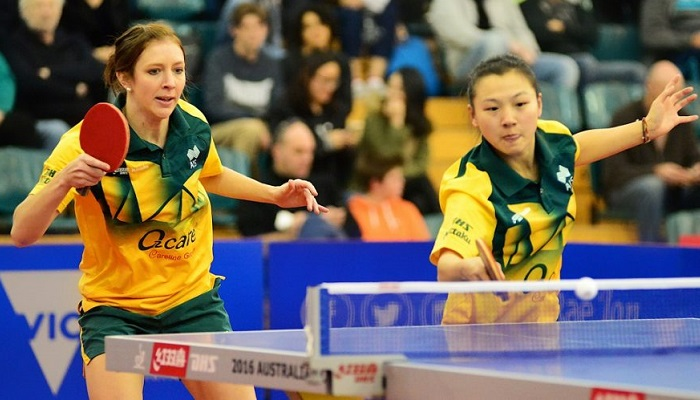 Table Tennis Australia announces significant financial turnaround