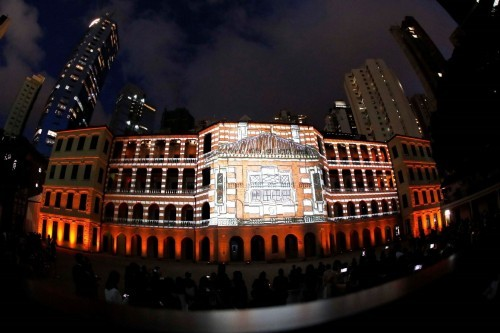 New centre for Heritage and the Arts opened in Hong Kong
