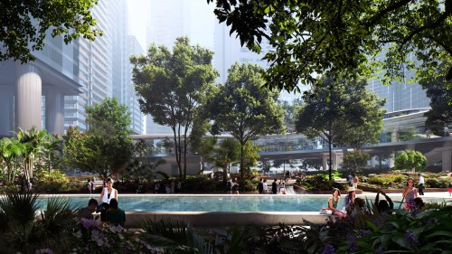 New Hong Kong park to offer urban haven