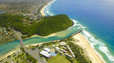 Gold Coast's Tallebudgera Beach named Australia's cleanest beach