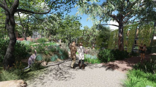 Designs revealed for new Taronga Wildlife Retreat