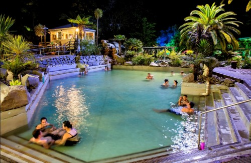 Major investments in New Zealand holiday parks