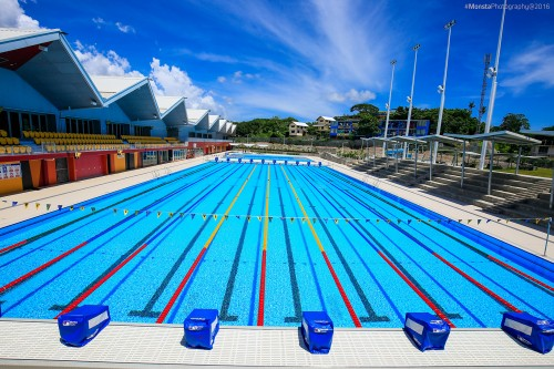 Rheem technology maintains temperatures at Port Moresby's Taurama Aquatic and Leisure Centre