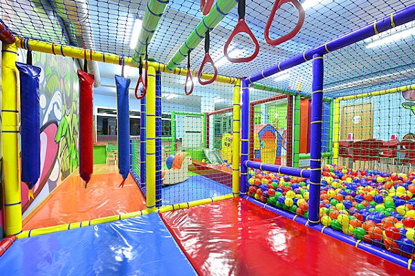 Recreation textiles distributor advises of importance of right fabric choices for gymnastic, trampoline and play facilities