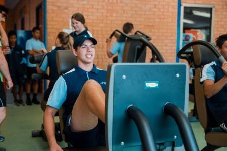 Technogym helps Ambarvale High School students embrace a healthier lifestyle