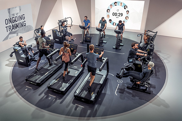 Technogym showcase new CLUB 4.0 concept