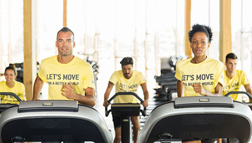Technogym to present 'Let's Move for a Better World' campaign for a second year