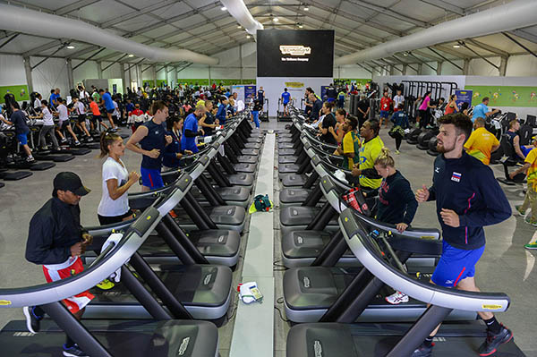 Tokyo 2020 Olympic and Paralympic games appoints Technogym as official fitness equipment supplier