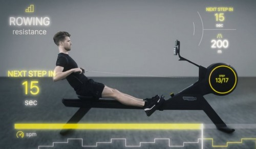Technogym to showcase the SKILLROW at The Fitness Show