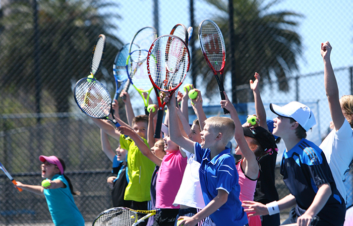 Partnership delivers improved tennis facilities in Queensland