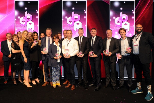 Marvel Stadium, the SCG and Nick Sautner announced winners at TheStadiumBusiness Awards 2019