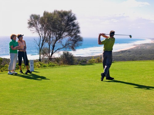 Ground breaking research points to positive future for Australian golf industry