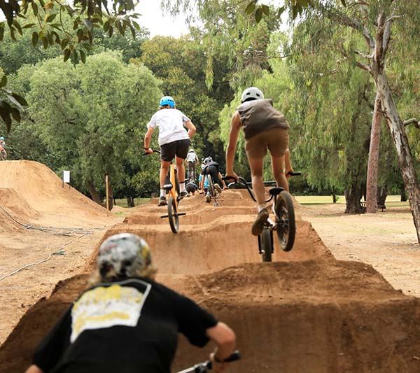 TTC design and construct new skate and BMX parks for South Australia