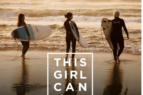 Sport England's This Girl Can campaign makes Australian debut