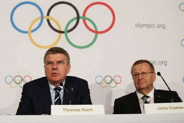 IOC President Thomas Bach set to attend Australian Olympic Committee AGM for first time