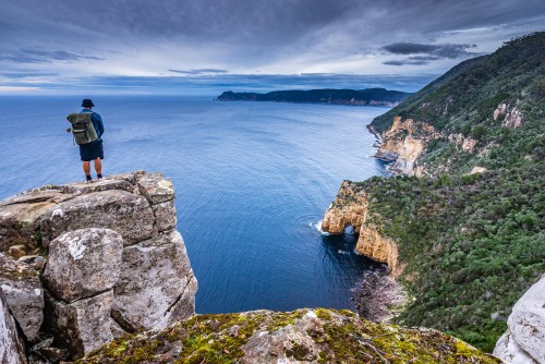 Tasmania's Three Capes Lodge Walk joins Great Walks of Australia Signature Collection
