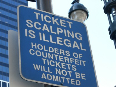 Moshtix Launches Ticket Scalping Survey