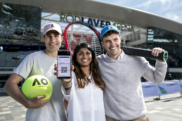 Tennis Australia and Ticketmaster agree partnership for tennis events