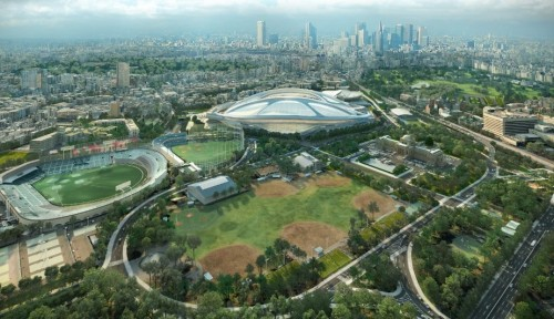 Japanese Government agrees deal to fund Tokyo Olympic Stadium