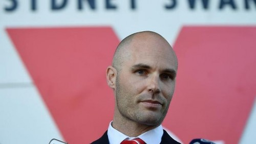 Sydney Swans announce succession plan for new Chief Executive appointment