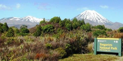 Lincoln University shares New Zealand's national park legacy in China