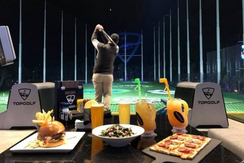 Australia's first Topgolf Venue opens on the Gold Coast