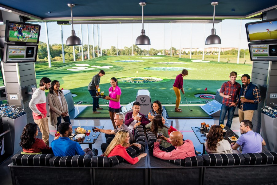 Australia's first Topgolf to open in June 2018