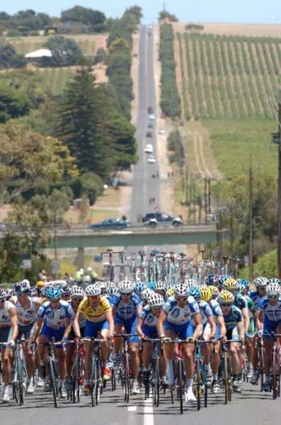 Adelaide Hills Council hopes Santos Tour Down will boost fire impacted communities