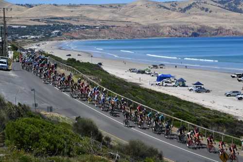 Santos Tour Down Under aims for biggest ever crowds