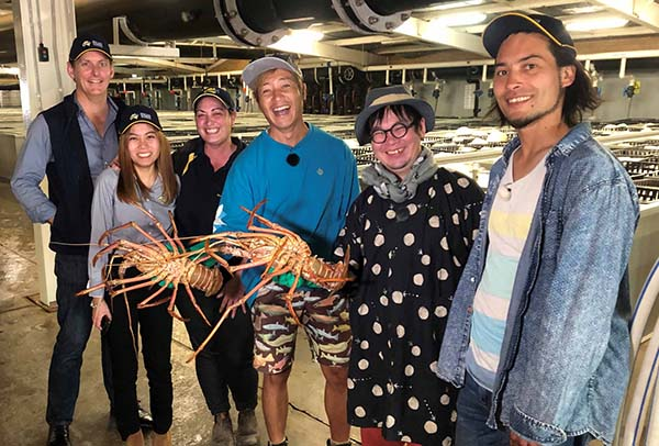 Japanese television celebrity set to promote Western Australia