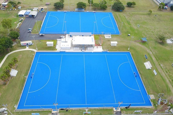 Townsville Hockey Complex reopens after $1.7 million recovery works
