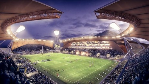 Design team consultants sought for new Townsville Stadium