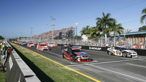 Townsville to celebrate value of a decade of Supercars racing