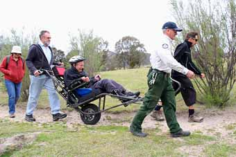 ACT Parks and Conservation Service launches new accessibility program
