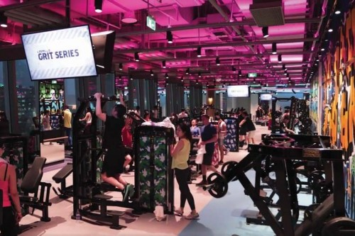 Trainyard Gym delivers Beijing's premier fitness club experience
