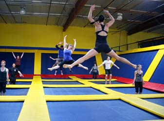 Trampoline association to undertake facilities safety check