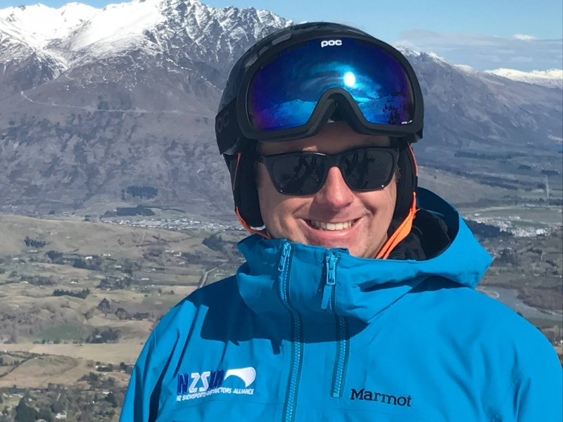 Treble Cone welcomes new Ski Area General Manager