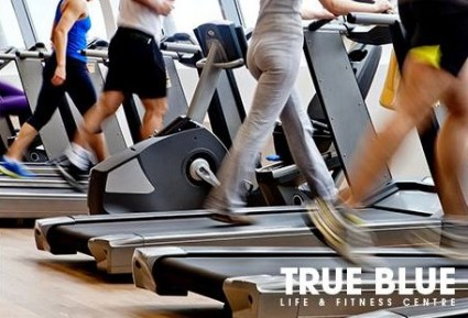 Country town fitness franchise gets the blues